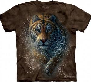Футболка The Mountain Tiger Splash - Тигр в брызгах