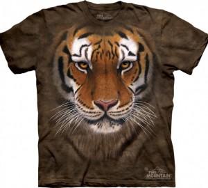 Футболка The Mountain Tiger Warrior - Тигр воин