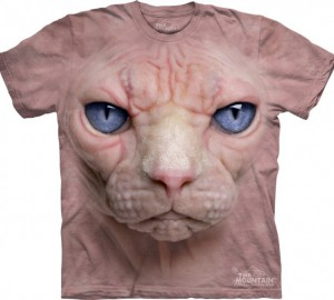 Футболка The Mountain Hairless Pussycat