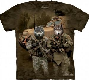 Футболка The Mountain JTAC Wolfpack - Волчья стая