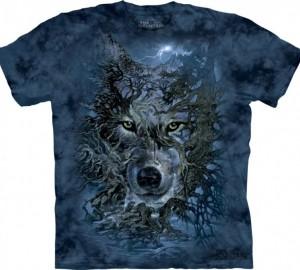 Футболка The Mountain Wolf Tree