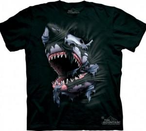 Футболка The Mountain Breakthrough Shark - Рвущаяся на свободу акула