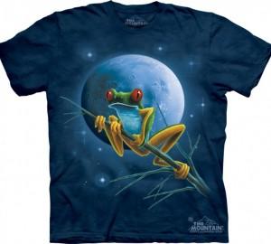 Футболка The Mountain Celestial Frog - Лягушка под луной