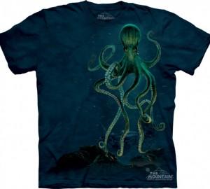 Футболка The Mountain Octopus - Осьминог
