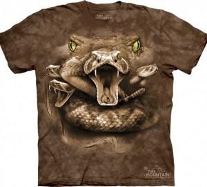 Футболка The Mountain Snake Moon Eyes - Глаза змеи