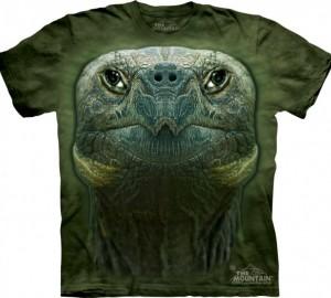 Футболка The Mountain Turtle Head - Морда черепахи