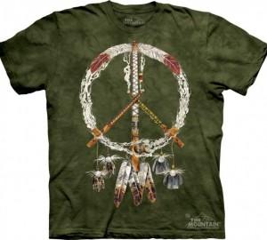Футболка The Mountain Peace Pipes - Трубка мира
