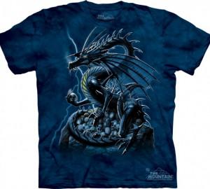 Футболка The Mountain Skull Dragon