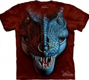 Футболка The Mountain T-Rex Face