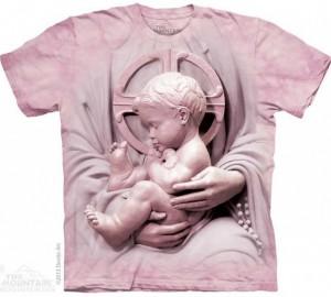 Футболка The Mountain Baby Jesus - Младенец Иисус