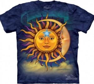 Футболка The Mountain Sun Moon - Солнце и луна
