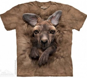 Футболка The Mountain Baby Kangaroo - Кенгуренок