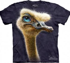 Футболка The Mountain Ostrich Totem - Страус