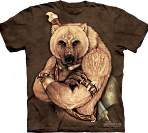 Футболка The Mountain Tribal Bear - Племенной медведь