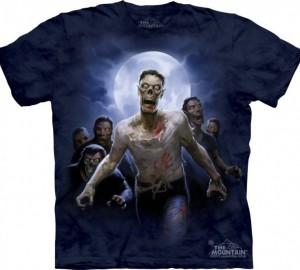 Футболка The Mountain Zombie Horde - Орда зомби