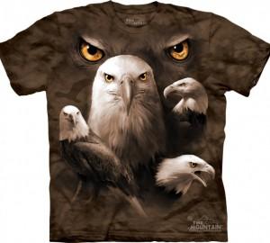 Футболка The Mountain Eagle Moon Eyes