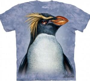 Футболка The Mountain Penguin Totem - Пингвин