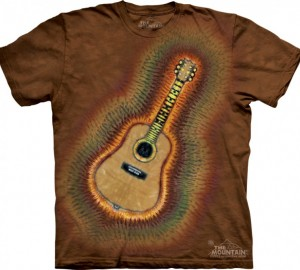 Футболка The Mountain Acoustic Tie-Dye