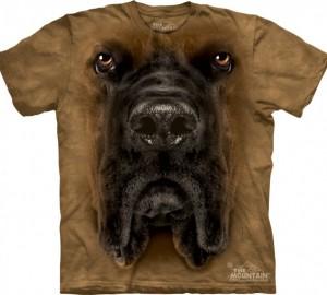 Футболка The Mountain Mastiff Face - Морда мастифа