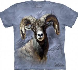Футболка The Mountain Big Horn Sheep - Толсторогий  баран