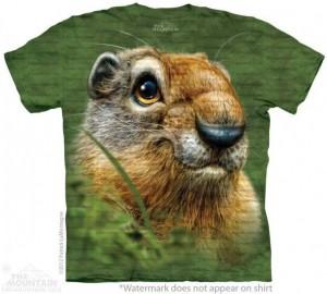 Футболка The Mountain Ground Squirrel - Суслик