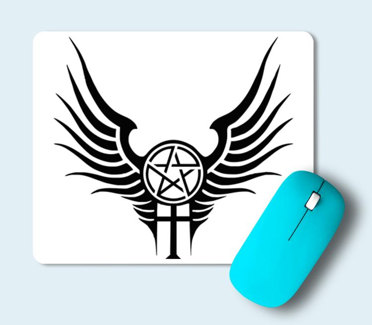 supernatural logo tattoos - 750×655